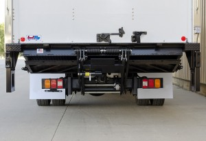 Tuckunder Liftgate - Powdercoated